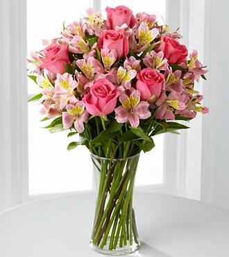 Le bouquet Color of Comfort™ de FTD®