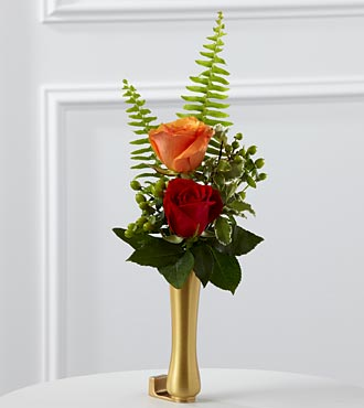 The FTD® Mixed Mausoleum Bud Vase