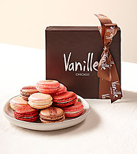 L'amour Macaron Gift Box- 12 pc