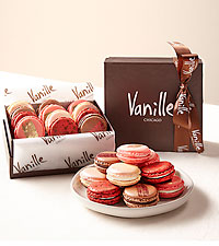 L'amour Deluxe Macaron Gift Box- 24 pc
