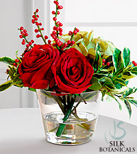 Jane Seymour Silk Botanicals Sophistication Bouquet