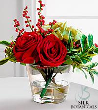 Jane Seymour Silk Botanicals Sophistication Bouquet