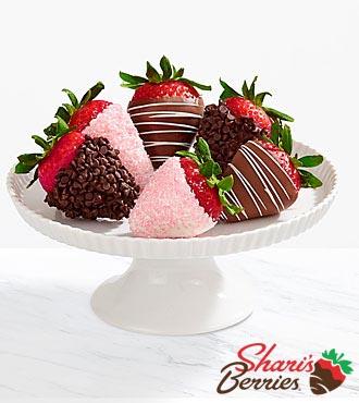 Half Dozen Gourmet Dipped Mother's Day Strawberries