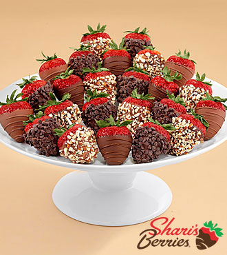 Two Full Dozen Hand-Dipped Father's Day Strawberries