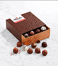 Artisanal Chocolate Truffles - 12 Piece