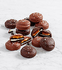 Salted  Caramel Chocolate Covered OREO® Cookies