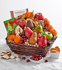 The More the Merrier Fruit Basket