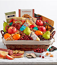 Executive Holiday Gift Basket