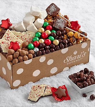 Christmas Chocolate Bliss Box