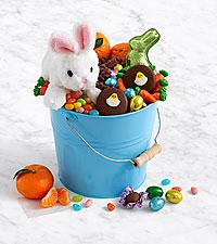 Some Bunny Loves You Easter Gift Basket
