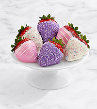 Half Dozen Unicorn Strawberries