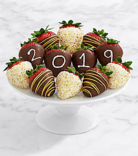 Full Dozen Gourmet Dipped Graduation Strawberries