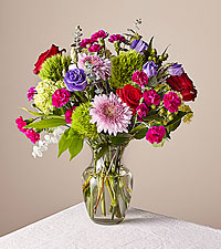 Original Ainsley Bouquet with St. Jude with Vase