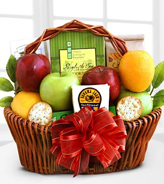Comforting Kindness Fruit Basket - Good
