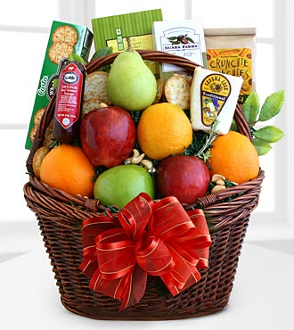 Comforting Kindness Fruit Basket - Better