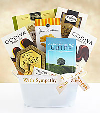 Healing and Hope Sympathy Basket