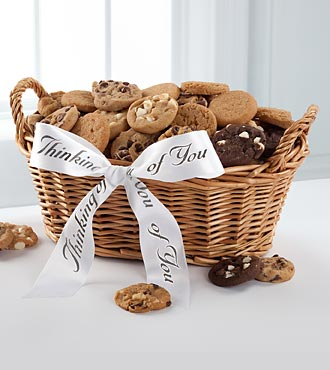 Mrs. Fields® Thinking of You Basket