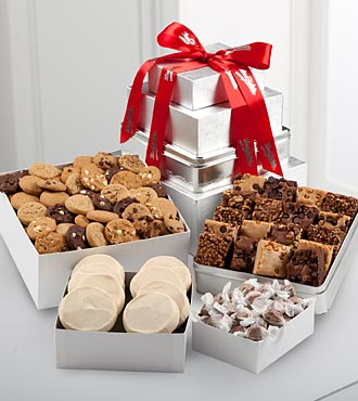 Mrs. Fields® Comforting Bundle of Treats