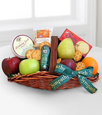Thinking of You Gourmet Fruit Basket