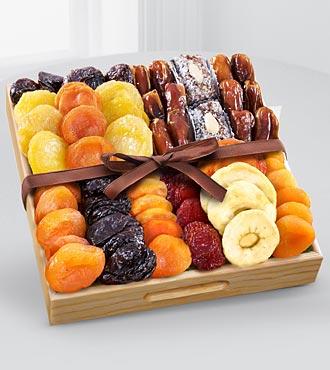 Kosher Gourmet Dried Fruit Tray