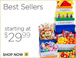 Gift Baskets Best Sellers