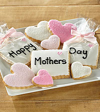 Baked With Love Happy Mother's Day Frosted Sugar Cookies