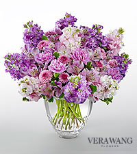 The FTD® Delightful Discoveries™ Bouquet by Vera Wang
