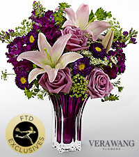 The FTD® Garden Terrace™ Bouquet by Vera Wang