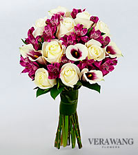 Vera Wang Absolute Elegance Fashion Bouquet