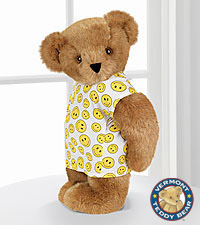 Vermont Teddy Bear® 15-inch Get Well Bear