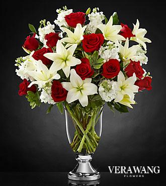 Le bouquet Grand Occasion<sup>&trade;</sup> de FTD® par Vera Wang - VASE INCLUS