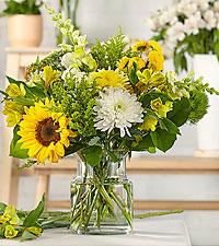 Rustic Wildflower – A Florist Original