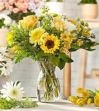 Rustic Wildflower – Bouquet original du fleuriste