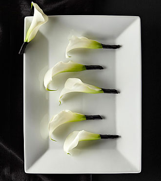 The FTD® Calla Lily Promise™ Boutonniere
