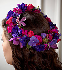 L'ornement pour cheveux Butterfly Kisses™ de FTD®