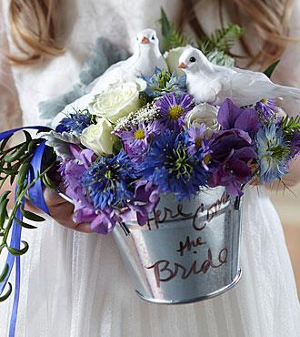 Enchantment™ Flower Girl Arrangement