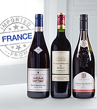 Tour de France Gourmet Wine Gift