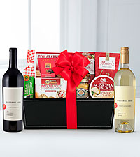 Spirited Gourmet Gift Basket - Best