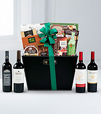 Executive Selection Wine and Gourmet Gift
