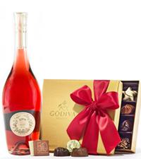 Francis Ford Coppola & Godiva® Wine Gift