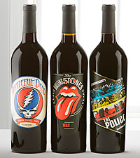 Wines That Rock Gift Set