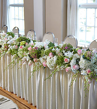 The FTD® State of Bliss™ Head Table Arrangement