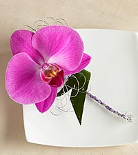 The FTD® Glorious™ Boutonniere