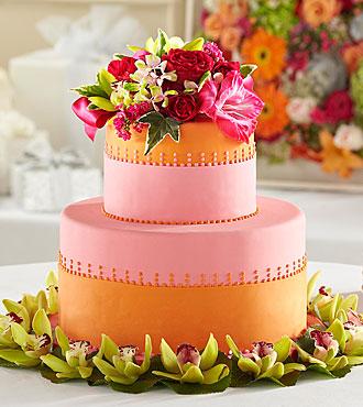 Les ornements de gâteau Sweet Citrus™ de FTD®