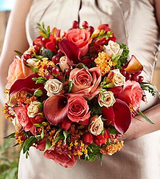 Le bouquet Contentment™ de FTD®