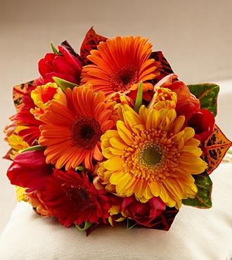 Le bouquet Sunglow™ de FTD®