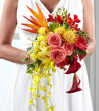 The FTD® Tears of Delight™ Bouquet