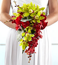 The FTD® Elegant Orchid Bouquet