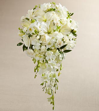 Le bouquet White Wonders™ de FTD®