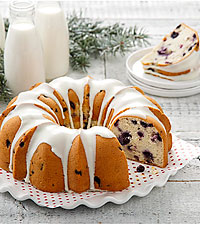 Mrs. Fields® Blueberry Lemon Bundt Cake